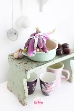 Syl loves, purple, GreenGate, minty mint