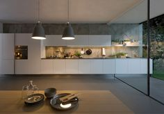 Arclinea`s Latest Collection at Milan arclinea kitchen collection5