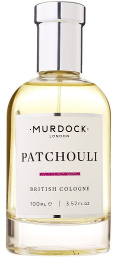 Patchouli Cologne from the Murdock Grooming collection. Best Perfume For Men, Best Fragrance For Men, Best Fragrances, Patchouli Perfume, Perfume And Cologne, Man Perfume, Men's Cologne, Aftershave, Special Gifts For Him