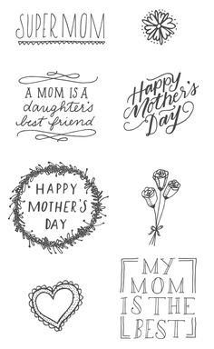 As we head in to Mother's Day weekend, I thought I'd share another little something that I've been up to! Our friends at Obaby had me help them with a little something to celebrate all the mothers in our lives. There is now a special pack of 22 mother's day illustrations that have been added […]
