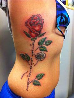 32 Best Long Stemmed Rose Tattoo Images Pink Tattoos Rose Tattoos
