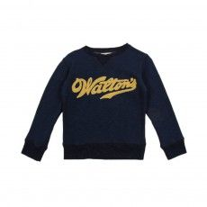 """Walton's"" Mobi sweatshirt  Grey"