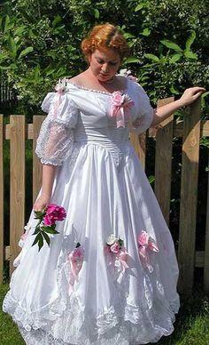 Image Detail for - Civil War wedding dresses