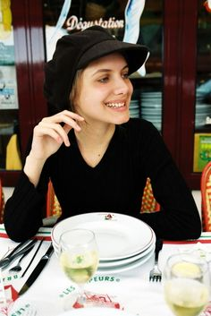 melanie laurent - From QT's Inglorious Basterds