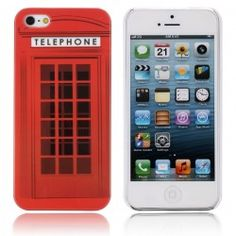 iPhone 5, 5s Telefooncel case, cover, hoesje, frontje