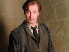 """Which Hogwarts Professor Would Be Your Mentor? Mine would be Professor Lupin. Perfect! Lupin rocks. """" . . . Remus Lupin would take you under his wing! A one-time Defence Against the Dark Arts instructor, Lupin sees in you the same nature of the underdog he sees in himself. Like Lupin, you are afraid of yourself and your own capabilities, as it grows even harder to control your actions and emotions. Thankfully, Lupin is there to help you gain control of yourself!"""""""