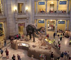world's most-visited museums: Smithsonian National Museum of American History
