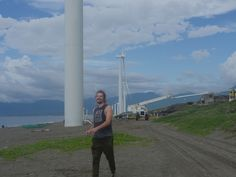 The Bangui Windmill Farm provides a big chunk of Ilocos Norte's energy. It's also the largest windmill farm in Southeast Asia.