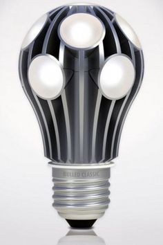New Light Bulb Design with Unique Shape, Bulled by Ledo LED Technologie