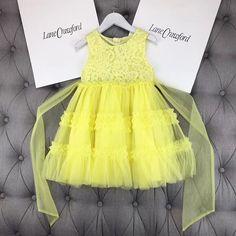 Baby Pageant Dresses, Cute Baby Dresses, Little Girl Dresses, Girls Dresses, Frocks For Girls, Kids Frocks, Toddler Fashion, Kids Fashion, Baby Girl Birthday Dress