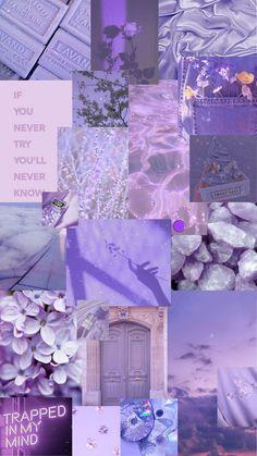 Lavender aesthetic Sticker