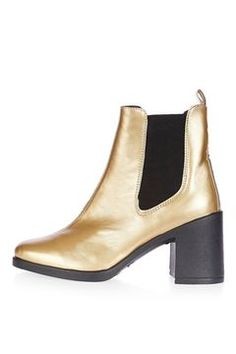 BARNABY Heeled Boot