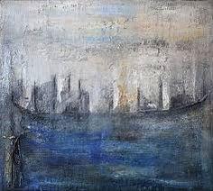 Resultado de imagen de imagenes de pinturas de mares tormentosos