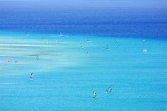 Fuerteventura - The best windsurfing place in the world
