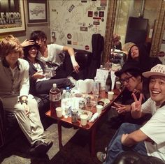 [Alexandros]川上洋平・庄村聡康2014/9/21 「Getting Better~Minoru's 40th Birthday Party~ 」Day.1@東京都 SOUND MUSEUM VISION