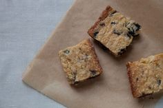 Blondies -- Gluten-Free and Completely Delicious recipe on Food52