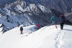 Overland Escape is a leading Ladakh Tour operator in India. We are offering the best Tour Package for Climbing, Hiking & Mountaineering in Kang Yatze Peak, India at the cheapest price. Tour Operator, Travel Articles, Real Beauty, Mountaineering, Incredible India, Trekking, Adventure Travel, Climbing, Mount Everest