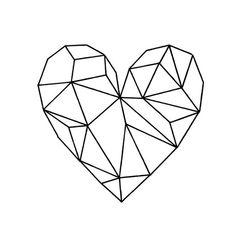 3d Zeichenstift, Printable Stencil Patterns, Geometric Heart, Diamond Art, String Art, Rock Art, Quilt Patterns, Stencils, Mandala