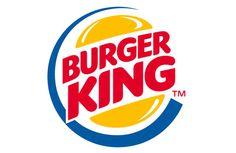 je ziet een rond logo met de kleuren geel rood en blauw, het is een logo voor een snackbar en dus moet het zijn alsof het de beste is