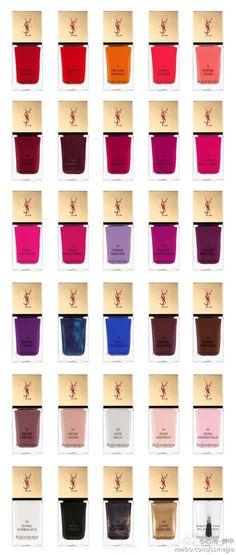 Such pretty bottles | #nailpolish #makeup #beautyjobs #cosmeticrecruitment | www.arthuredward....