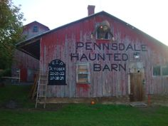 Our Mission Halloween Attractions, Shed, Barn, Outdoor Structures, Lean To Shed, Converted Barn, Backyard Sheds, Coops, Barns