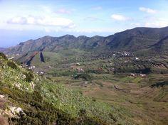 Valle de El Palmar #avistadepedal #tenerife #inviernoencanarias #islascanarias #bikecanarias #buenavistadelnorte