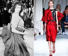 6 Fashion Classics That Designers Reinvented for Spring 2016 - Flamenco Dresses - from InStyle.com