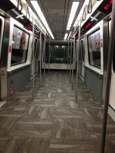ATL airport train