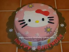 1000+ images about Hello Kitty Cake Ideas on Pinterest ...