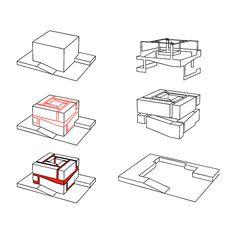 Gallery - Tsinghua Law Library Building Proposal / Kokaistudios - 15