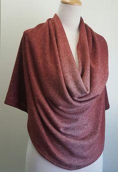 ScarfNshawl, Infinity scarves, Winter wraps, Shawls, Knit scarves, Unique scarves, No Fuss scarves