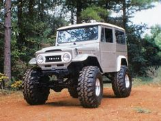 Toyota Land Cruiser!