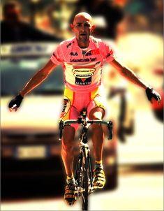 victorious Pantani