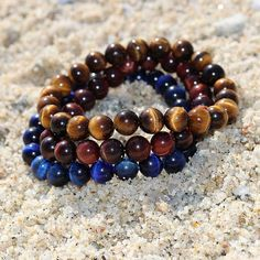 The sun is still shining somewhere 🌞 Modern Minimalist, Travel Style, Dapper, Gentleman, Modern Design, Jewelry Design, Beaded Bracelets, California, Sun