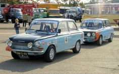 1969 - DAF 55 Marathon Volvo, Hot Wheels, Rally, Race Cars, Classic Cars, Number Plates, Racing, Trucks, Bike