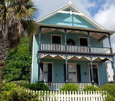 Restored Home, Architecture