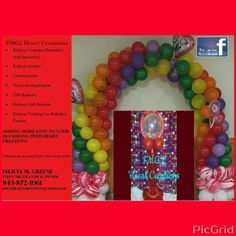 FMG2 Heart Creations 843-872-1061 Fmg2heartcreations@yahoo.com