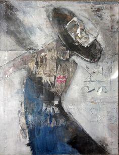 carolakastman,art,collage,artist,blues,