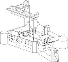 (re)habitar: Ampliación del Museo Moritzburg, NIETO Y SOBEJANO ARQUITECTOS