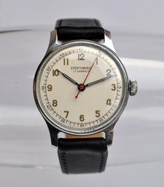 Vintage Soviet watch