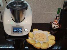 PASTA Z WĘDLINY jest to przepis stworzony przez użytkownika Nusia05. Ten przepis na Thermomix<sup>®</sup> znajdziesz w kategorii Sosy/Dipy/Pasty na www.przepisownia.pl, społeczności Thermomix<sup>®</sup>. Rice Cooker, Kitchen Appliances, Pasta, Recipes, Thumbnail Image, Grill, Food, Kitchens, Thermomix