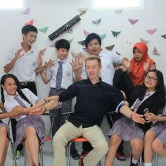 Workaway in Indonesia. Help us out in our School and get immersed in our culture in Indonesia
