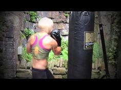 Boxing Fit With Alison Booker Definition Fitness - Bagwork & Abs Blast - YouTube