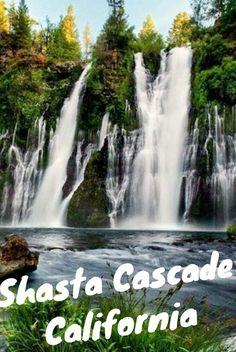 Shasta Cascade, California, USA