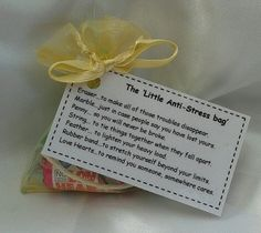 Anti-stress Survival Kit - Novelty gift ideal for wedding favors, birthday presents, christmas stocking filler - male or female