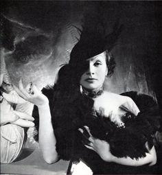 Cecil Beaton - Marlene Dietrich, Nyc 1935