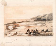 """""""Paposo"""". Viaggio nel Deserto di Atacama (Cile) del 1853-54. #viaggi #cile #atacama #esplorazioni #illustrazioni"""