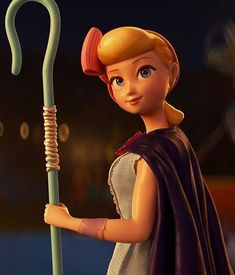 Bo Peep (Toy Story (c) 2019 Pixar Animation Studios & Walt Disney Studios Walt Disney, Disney Wiki, Cute Disney, Disney Pixar, Heroes Disney, Disney Icons, Disney Characters, Toy Story Series, Toy Story 3