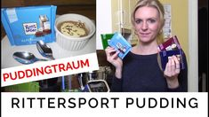 Rittersport Pudding - Krups I Prep and Cook Gourmet