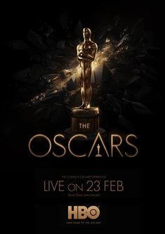 Some of us met the Oscar Statue a bit closer this year! We were given a pleasure to create a gold & classy Key Ad for HBO Asia announcing Oscars Night Gala transmission and much more!